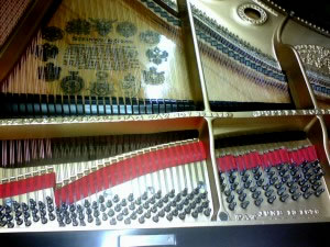 piano repairs and tuning services